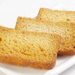 طرز تهیه نان سوخاری ترد و خوشمزه