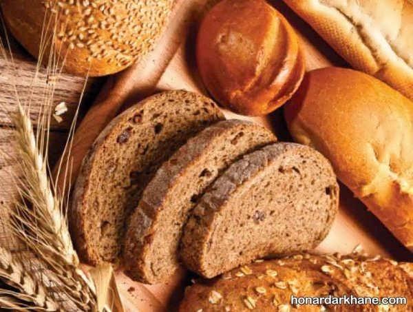نحوه تهیه نان سوخاری خانگی