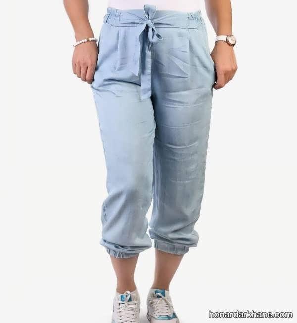 انواع شلوار جین زنانه 2020