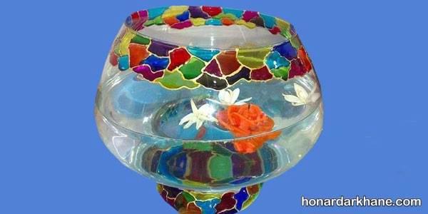 انواع تزیین زیبا و جالب تنگ ماهی