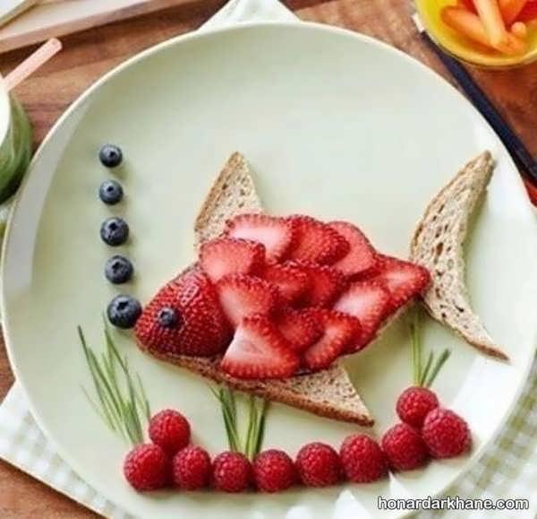 انواع میوه آرایی زیبا به سبک های جالب