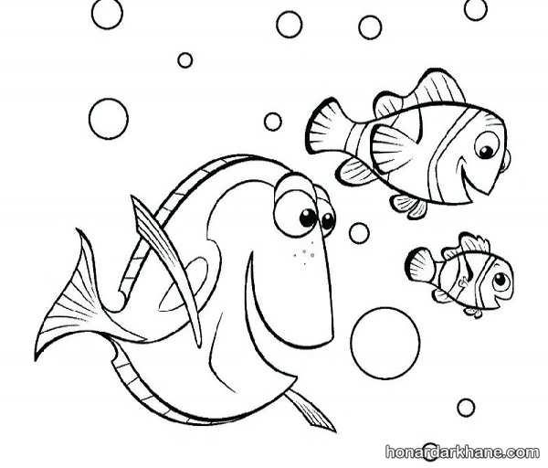 مدل های جالب طراحی ماهی برای کودکان