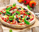 طرز تهیه پیتزا فلفل دلمه ای خانگی خوشمزه