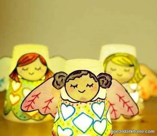 انواع عروسک دست ساز زیبا و جذاب