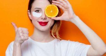 نحوه ساخت ماسک پوست پرتقال برای حذف لک های پوستی
