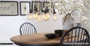 انواع دیزاین جذاب و خاص میز پذیرایی