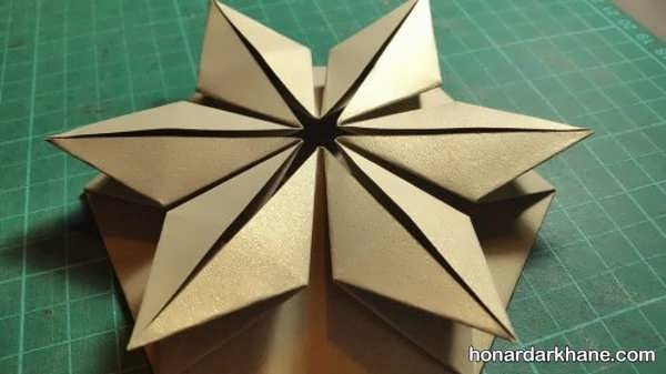 نحوه ساخت کارت پستال سه بعدی
