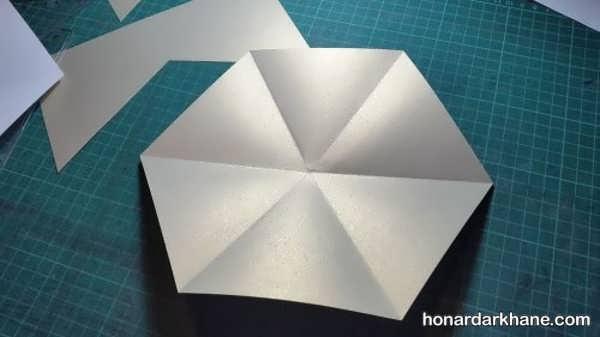 روش ساخت کارت پستال سه بعدی شیک