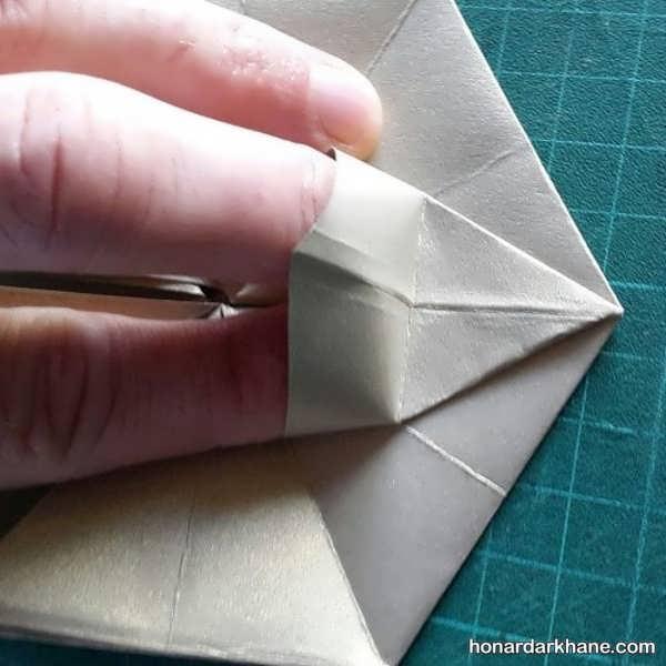 آموزش ساخت کارت تبریک سه بعدی زیبا