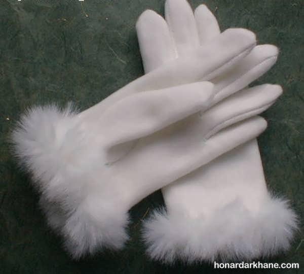 آموزش دوخت دستکش پارچه ای به روشی آسان