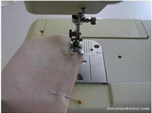 روش درست کردن کوسن گرد برای مبل سلطنتی