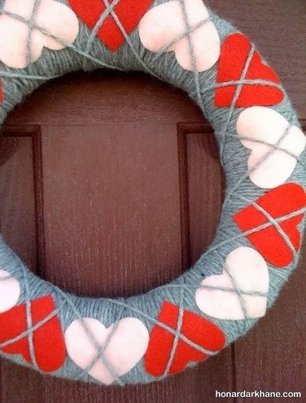 انواع کاردستی خلاقانه و جذاب با کاموا