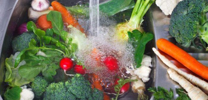 نحوه ضدعفونی سبزیجات به روش های مختلف