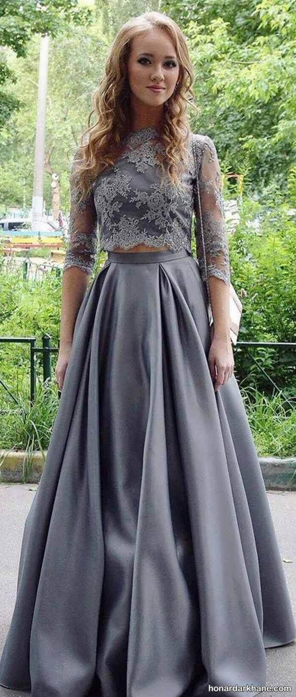 انواع لباس مجلسی زیبا و شیک زنانه