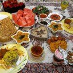 طرز تهیه چند نوع غذای ساده و مقوی برای افطار