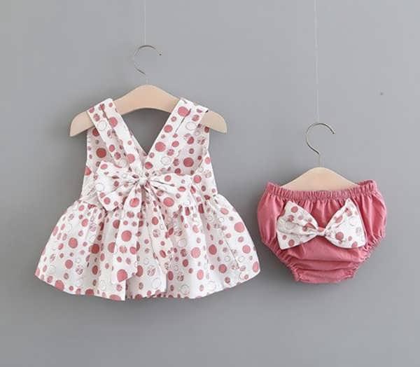 انواع لباس نوزادی فانتزی دخترانه