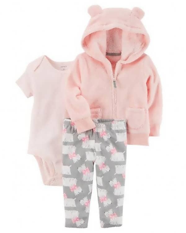 انواع لباس نوزادی جدید با طرح های فانتزی