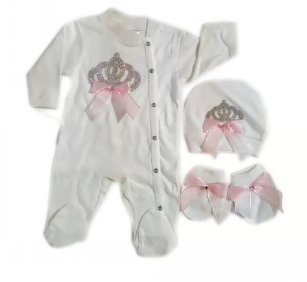 انواع لباس نوزادی در طرح های زیبا