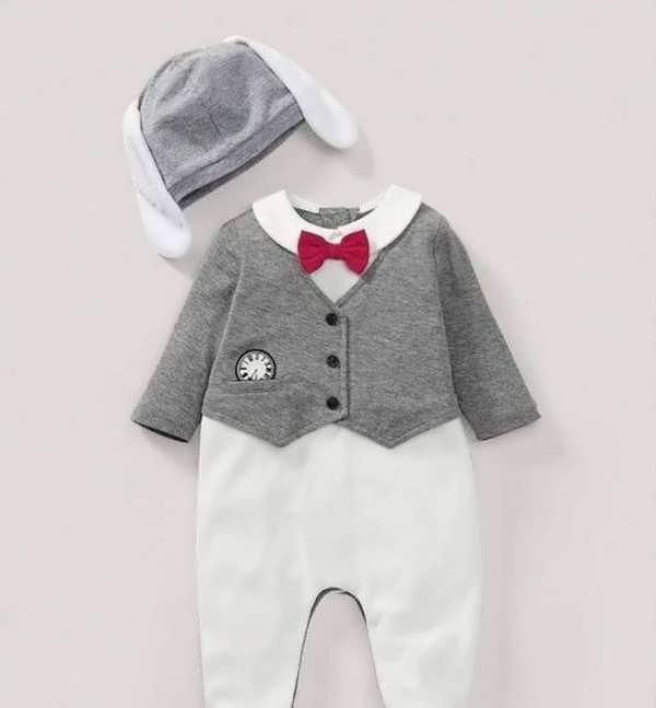 انواع لباس نوزادی جدید و شیک