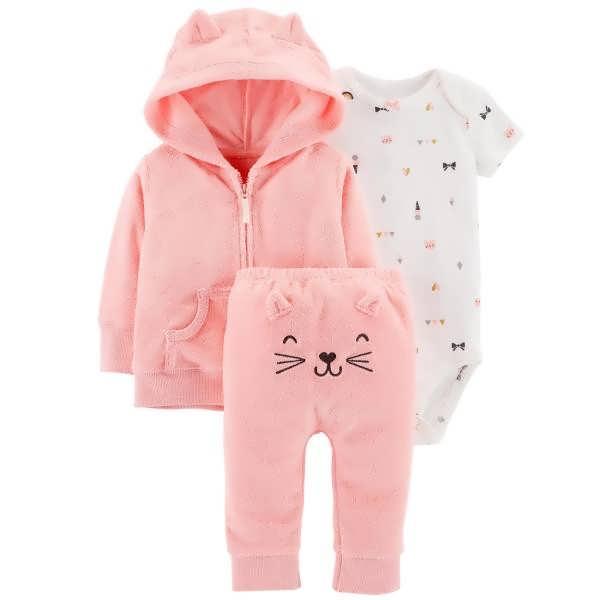 انواع لباس نوزادی دخترانه با طرح های جالب