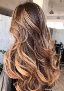شیوه رنگ نمودن مو در خانه