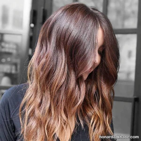 آموزش رنگ زدن مو در منزل  رنگ کردن مو در خانه و آموزش ترفندهای مهم برای ترکیب رنگ مو  شماره بندی اکسیدان ها  رنگ نمودن موهای سفید