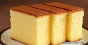 نحوه پخت کیک خانگی با طعمی بسیار خوشمزه