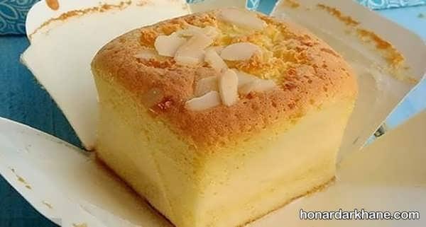 نحوه پخت کیک خانگی خوش طعم