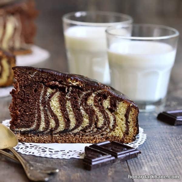 نحوه تهیه کیک خانگی با طعمی بی نظیر