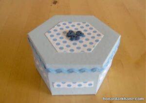 آموزش درست کردن جعبه هدیه به شکل های مختلف
