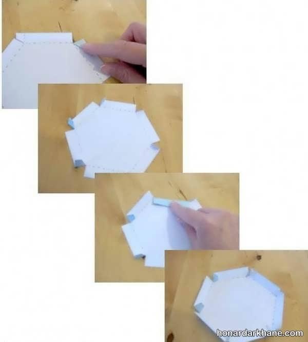 آموزش ساخت باکس هدیه با وسایل ساده