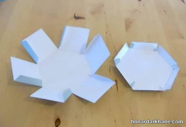نحوه درست کردن جعبه هدیه به روش های مختلف
