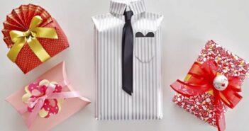 ساخت باکس هدیه در منزل با ۵ روش متفاوت و دوست داشتنی