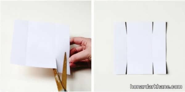 نحخوه ساختن جعبه کادو به شکل های مختلف