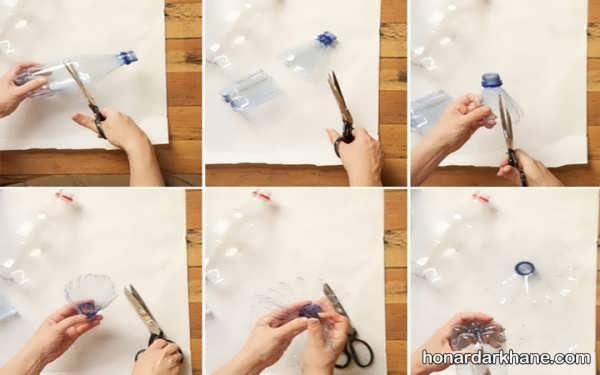نحوه درست کردن لوستر با ساده ترین وسایل