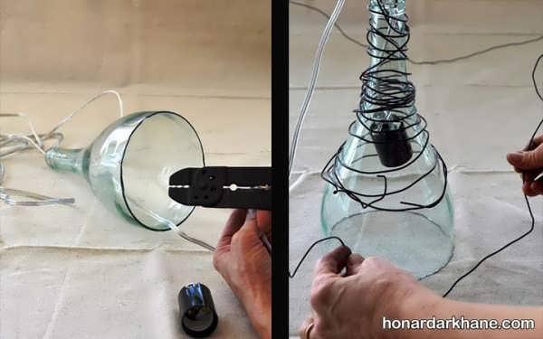 نحوه ساختن لوستر به روش های متفاوت