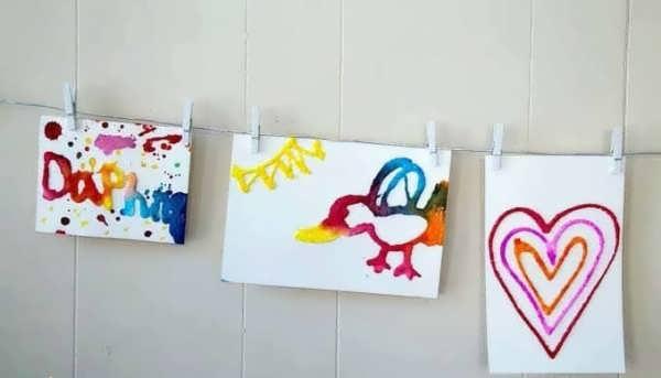 یادگیری نقاشی با آبرنگ به روشی ساده