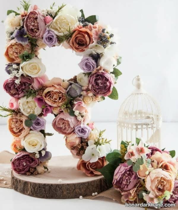 مدل های زیبا و جذاب گل آرایی تولد