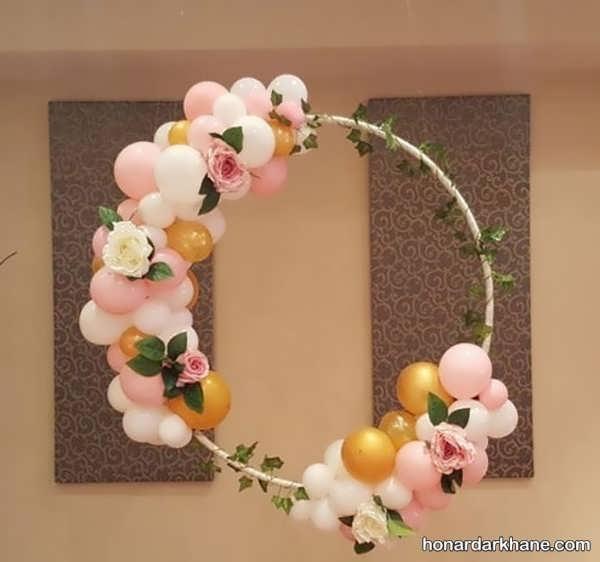 انواع تزیین گل خاص و جذاب برای تولد