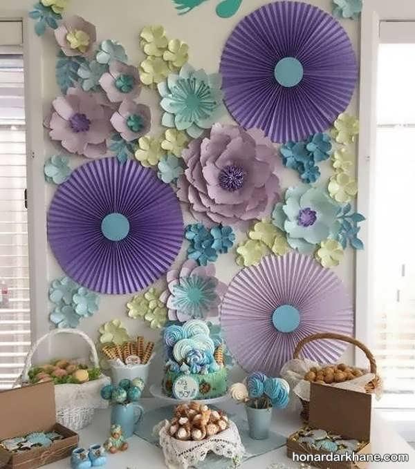 انواع دیزاین زیبا و خاص گل برای تولد