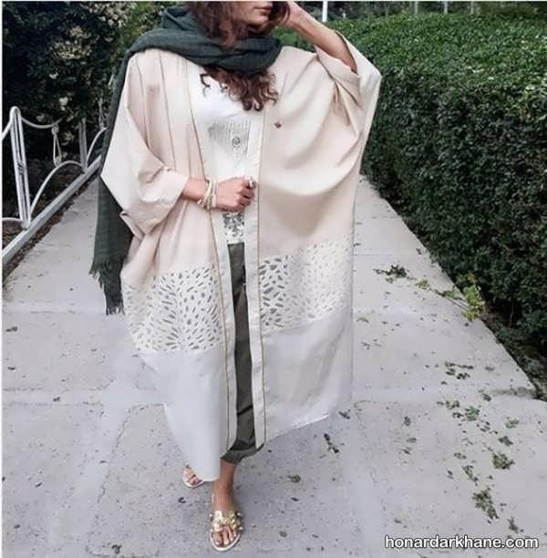 انواع مانتو کژوال زیبا و جذاب