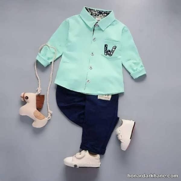 انواع لباس بچگانه جالب و خاص