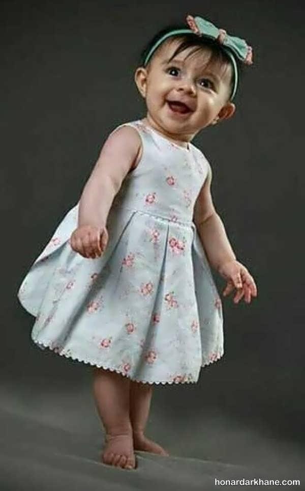 انواع لباس کودک جالب و شیک زیر دو سال