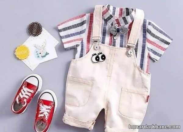 انواع لباس مجلسی کودک زیر دو سال