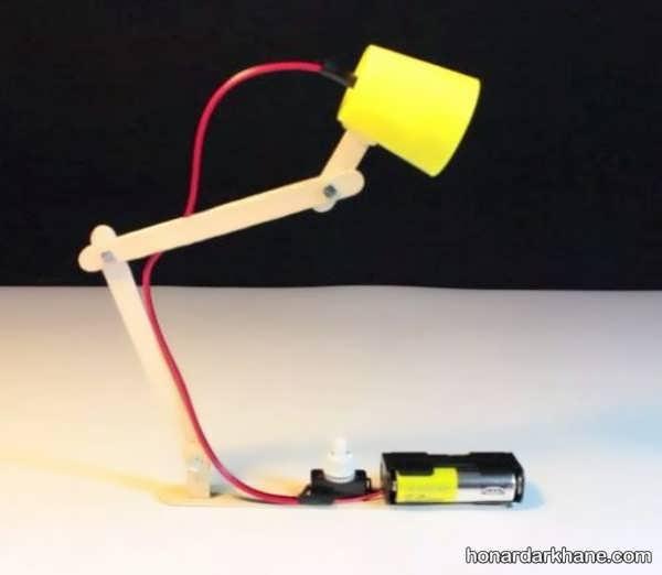 مدل های جدید و جذاب کاردستی با باتری