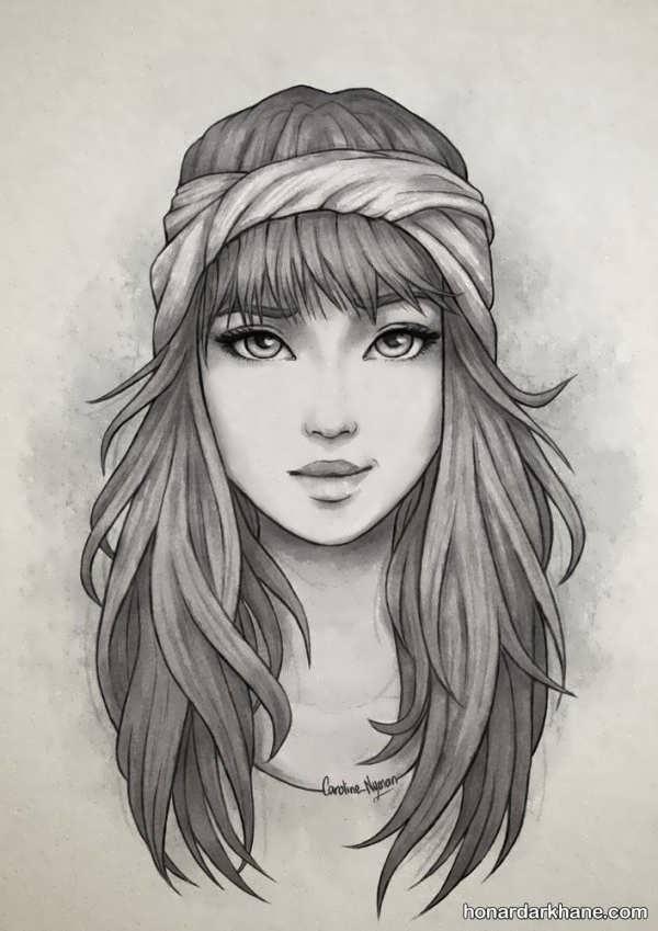 انواع سبک های زیبا و جالب طراحی دخترانه