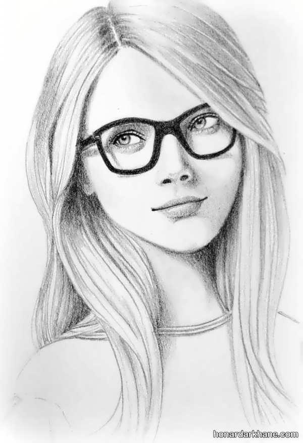 انواع طرح های فانتزی نقاشی دخترانه
