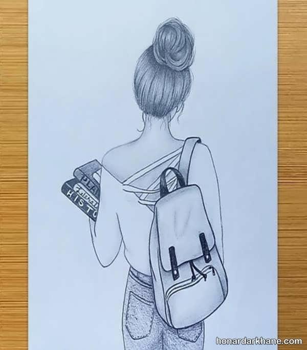 انواع طراحی دخترانه در سبک های جدید
