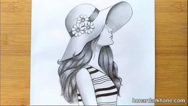 اواع طرح خام و جالب برای طراحی دخترانه