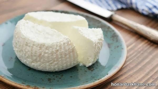 طرز تهیه پنیر خانگی با طعمی عالی